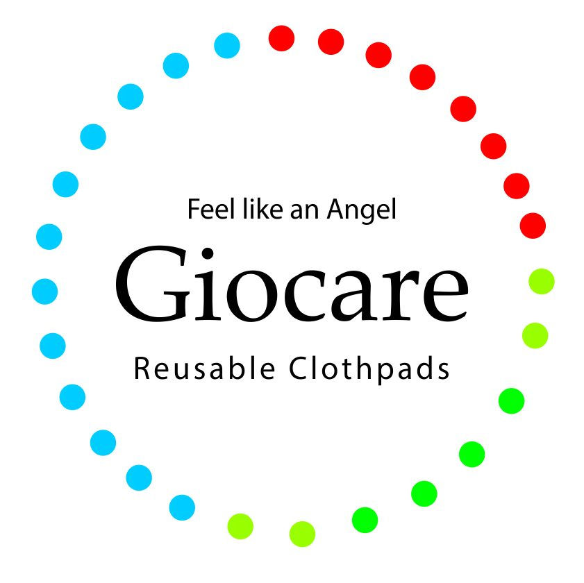 Giocare Resuable Cloth Pads